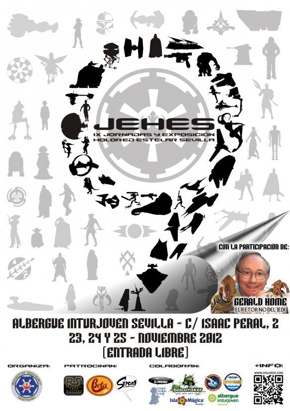 JEHES 9: Cartel definitivo